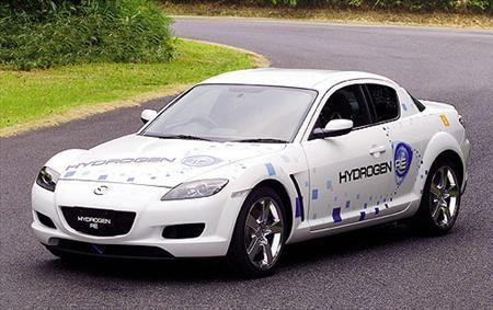 mazda rx-8s Hydrogen